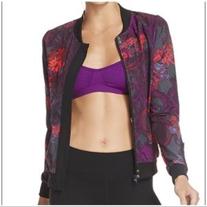 Fabletics Ithaca Romantic Print Jacket Medium